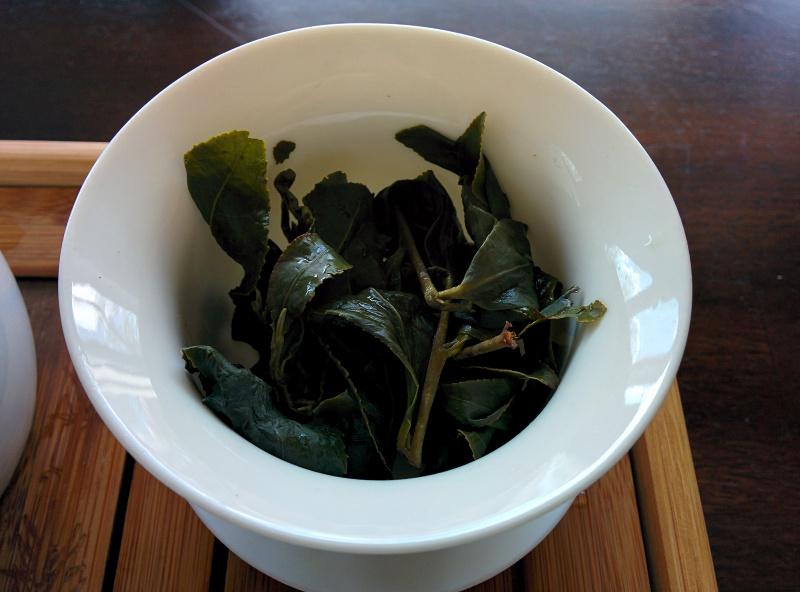 lishan tea leaves